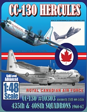 RCAF C130 Cover 226