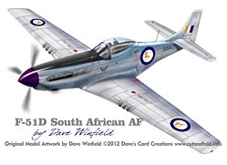 SAAF F51d model artwork