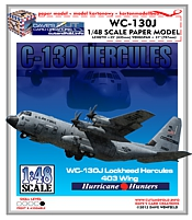 WC-130J Hercules Cover
