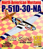 P51C EXCALIBUR III AIR RACER MUSTANG cover