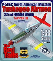 topper P51B tuskegee cover